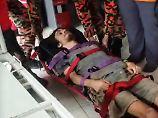Rettung in letzter Minute: Tourist irrt zwei Wochen durch Dschungel