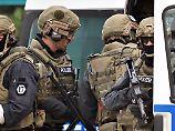 GSG 9 an Großrazzia beteiligt: Polizei nimmt Tschetschenen fest