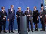 """""""Wir machen permanent Reformen"""": Merkel widerspricht den Wirtschaftsweisen"""