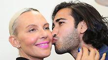 Die Zeiten der verliebten Küsschen vor der Kamera sind vorbei: Natascha Ochsenknecht und ihr Ex sind nicht im Besten auseinander gegangen.