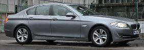 Der BMW 5er ist der Sportler unter den Businessmodellen.