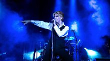 """""""Bowie war der perfekte Gentleman"""": David Brighton, weltbester Bowie-Imitator"""