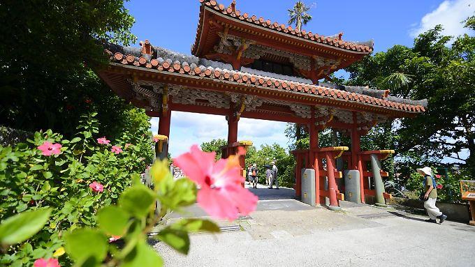 Japans Tempelanlagen faszinieren die Touristen aus aller Welt.