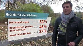 71 Prozent verzichten auf Grippeschutz: Deutsche sind wahre Impfmuffel