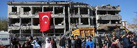 """""""Zeigt ihnen eure Stärke!"""": IS bekennt sich zu Türkei-Anschlag"""