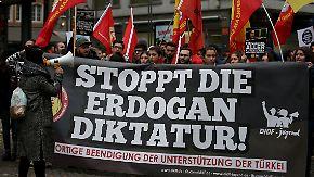 Tausende demonstrieren in Köln: Verhaftungswelle treibt Kurden auf die Straße