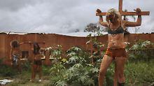 Schlammlawine von Bento: Brasilianer erinnern an Umweltkatastrophe