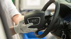 Lenkradtrick schönt Abgaswerte: Amerikaner entdecken neue Schummelsoftware bei Audi