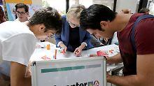Soll noch vor Wahl in Kraft treten: SPD macht Druck bei Einwanderungsgesetz
