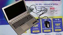 Hohe Kostenersparnis möglich: Internet-Anbieter im Test