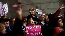 """""""Er ist ein Alptraum"""": Warum Amerikaner Trump fürchten"""