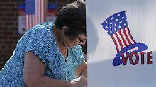 Die Sklaverei und ein neuer Staat: Worüber die USA heute noch abstimmen