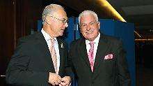 Radmann und Beckenbauer