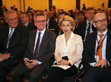 Auf spektakuläre Art langweilig: Wie CDU und CSU sich versöhnen