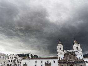 Die Iglesia de San Francisco samt Kloster ist eine der berühmtesten Attraktionen in der Altstadt von Quito.