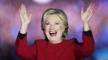 Prinzipienlos oder pragmatisch?: Clinton polarisiert ihre Wähler