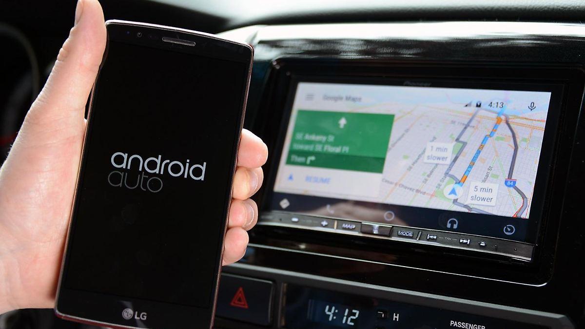 """Android Auto - jetzt zum """"Nachrüsten"""""""