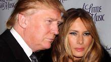 """""""Man vergleicht mich mit Jackie"""": Wer ist Melania Trump?"""