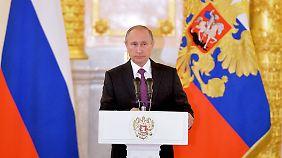 May, Hollande, Netanjahu, Putin: So reagieren internationale Politiker auf Trumps Wahlsieg