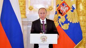 May, Hollande, Netanjahu, Putin: Internationale Politiker zu Trumps Wahlsieg