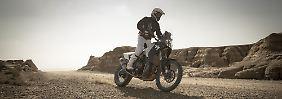 Mit der Studie T7 gibt Yamaha einen Ausblick auf die XTZ 660.