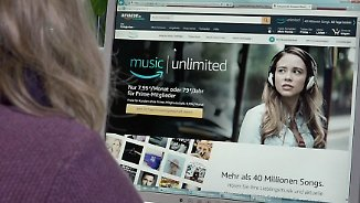 Neues Streamingangebot: Amazon startet Music Unlimited in Deutschland