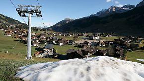 Steigende Schneefallgrenze: Klimawandel trifft Schweiz besonders stark