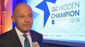 """""""Hidden Champions"""": n-tv ehrt die Besten des deutschen Mittelstands"""