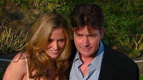 Promi-News des Tages: Ex-Frau von Charlie Sheen tickt komplett aus
