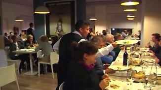 Gourmetessen hinter Gittern: Häftlinge betreiben Knast-Restaurant in Mailand