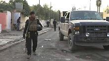 Lage nahe Mossul: Irak hält Kinder mutmaßlicher IS-Kämpfer fest