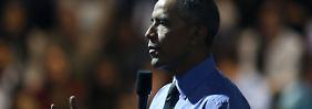 Warnung vor dem Kollaps: Obama will Trump auf die Finger schauen