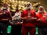 Santa-Claus-Schule in den USA: Weihnachtsmann in drei Tagen