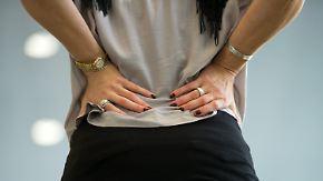 Vorschnelles Röntgen bei Rückenschmerzen: Ärzte und Patienten reagieren oft übertrieben