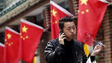 300 Millionen Chinesen rauchen: China will Tabakkonsum einschränken