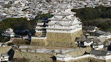 Die berühmteste Burg Japans: Himeji ist beliebte Filmkulisse für Hollywood