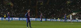 Arsenal beißt, Benfica bricht ein: Messi brilliert und jagt Ronaldo