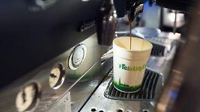 Kampf den Müllbergen: Freiburg führt Mehrwegsystem für Kaffeebecher ein
