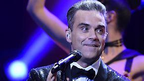 Promi-News des Tages: Wie Robbie Williams Seitensprünge vermeidet