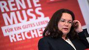 Finanzierung der Reform weiter unklar: FDP und Linke kritisieren Rentenpläne der Koalition