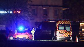 Bluttat nahe Montpellier: Maskierter Mann ersticht Frau in Altenheim für Mönche