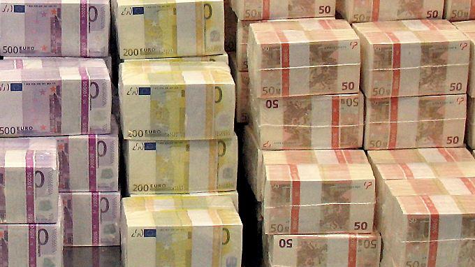 Mehr als 30 Milliarden Euro sollen die Dax-Anleger für dieses Jahr erhalten.