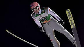 Skisprung-Winter startet in Finnland: Freund und Freitag visieren die Weltspitze an