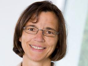 """Carolin Callenius ist Leiterin der Kampagne für Ernährungssicherheit """"Niemand isst für sich allein""""."""