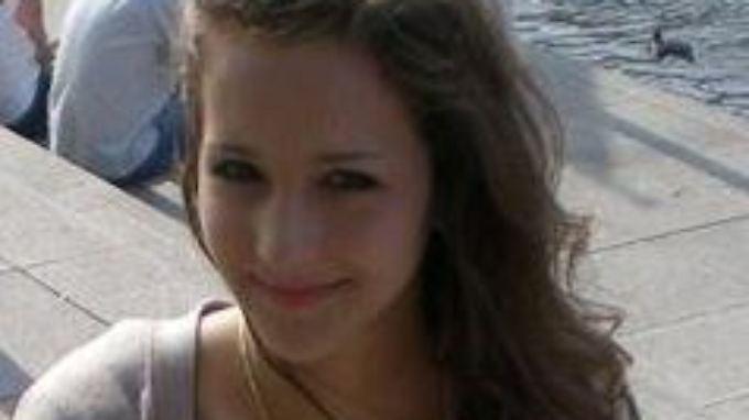 Die 22-jährige Polizistin Maxime Linder wurde am Donnerstag als vermisst gemeldet.