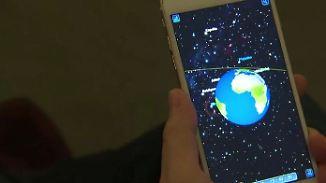 n-tv Ratgeber: Mit Apps den Weltraum erkunden