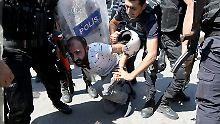 Polizeigewalt unter Erdogan: Häftlinge schildern Folter in Türkei