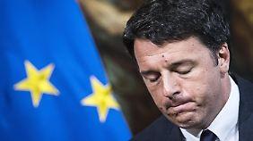 Sorge vor neuer Euro-Krise: Italien-Referendum lässt Aktionäre zittern