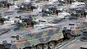 Abrüstung in Thüringen: Wie aus Panzern Schrott wird