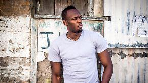 """""""I am Bolt""""-Premiere in London: Doku zeigt den schnellsten Menschen der Welt hautnah"""